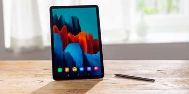 ¿Cómo son las nuevas tablets Galaxy Tab S7 y el S7+ de Samsung?
