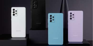 Samsung lanzó nuevos Galaxy con cámara cuádruple en Argentina