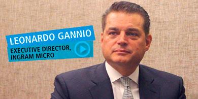 Los planes de Ingram Micro en Argentina, según Leonardo Gannio