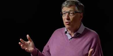 En medio del debate presidencial Bill Gates propone hablar de innovaci�n