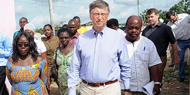 Gates pagará la deuda millonaria de Nigeria por la polio