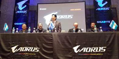 Gigabyte lanzó su marca Aorus en Argentina, con nuevas categorías de productos