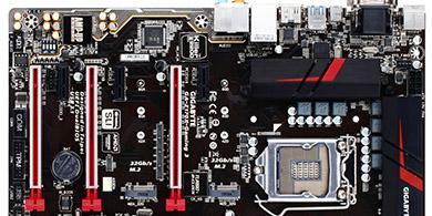 GIGABYTE lanza su nuevo motherboard Z170X-Gaming 3 en Argentina