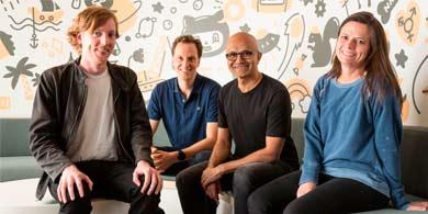 Microsoft completó la adquisición de GitHub.