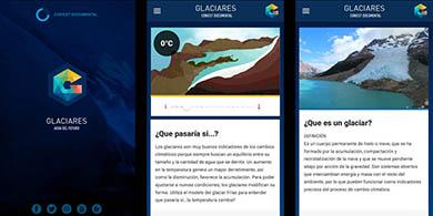 Una aventura 360º en los glaciares argentinos