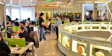 Globant inaugur� oficinas en Mar del Plata