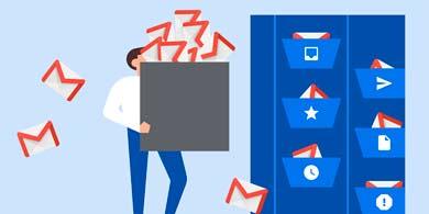 10 claves para administrar mejor tu cuenta de Gmail