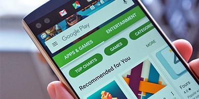 Google publicó su lista de las mejores aplicaciones y juegos del año