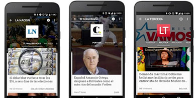 Google Play Kiosco, la app de noticias, lleg� a la Argentina