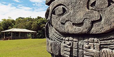 Google Street View se mete en tres parques arqueológicos de Colombia