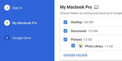 Google Drive ya puede hacer un backup de toda tu PC