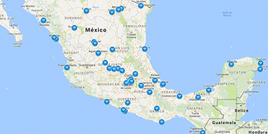 Las estaciones de WiFi gratuito de Google llegaron a América Latina