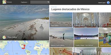 Google celebra la Independencia de México en Street View