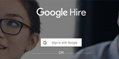 Google Hire: llega la nueva app para destronar a LinkedIn