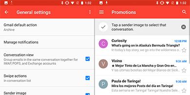 ¿Cómo es Gmail Go, la versión light del correo de Google?