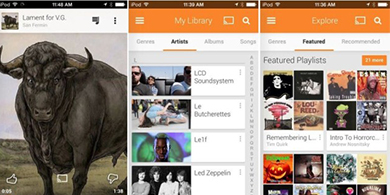 Google Play Music desembarca en Chile