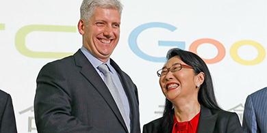 Google adquiere una parte de HTC y apuesta por el hardware