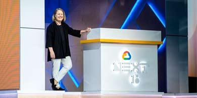 Comenzó con novedades el Google Cloud Next 18