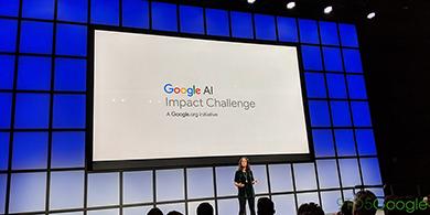Google invertirá 25 millones de dólares en proyectos IA para mejorar el mundo