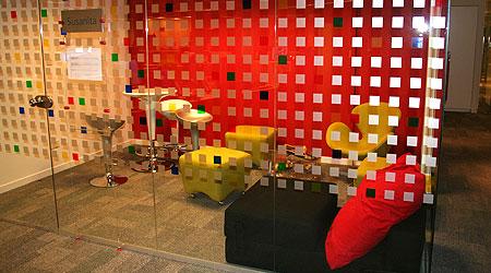 Conoce las oficinas de google argentina taringa for Google argentina oficinas