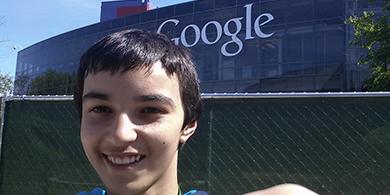 Joven uruguayo vuelve a ganar un concurso de Google