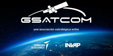 GSATCOM, el joint venture entre INVAP y Turkish Aerospace para ganar nuevos mercados
