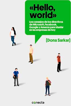 Hello, World. El libro de Dona Sarkar