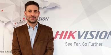 Martín Hanono es el nuevo Director de Canales de Hikvision