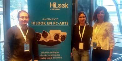 PC-Arts ingresa al mercado de la videoseguridad de la mano de HiLook
