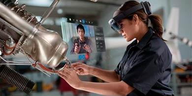 HoloLens 2, lo nuevo de Microsoft en el MWC