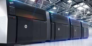 HP Inc. lanzó su tecnología de impresión 3D Metal Jet