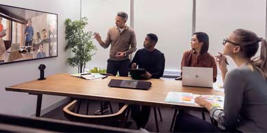 Presence, lo nuevo de HP en soluciones de colaboración y conferencias