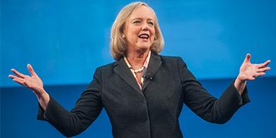 Meg Whitman renuncia al directorio de HP
