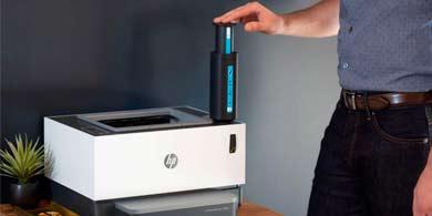 HP Neverstop Laser, la nueva impresora de HP con tanque de tonner para recarga