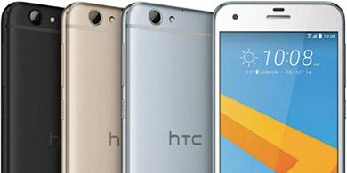 Así es el HTC A9s que llegó a México para las fiestas