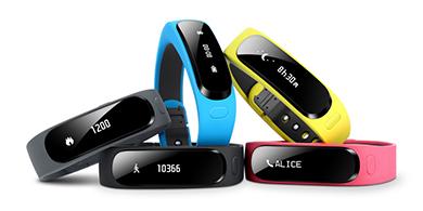 Huawei lanza su pulsera inteligente TalkBand B1 en Argentina
