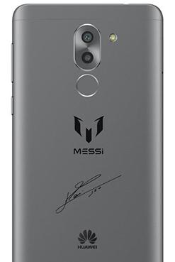 Llega el Huawei Mate 9 Lite, con la firma de Messi