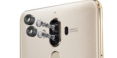 Huawei lanza el Mate 9 y su wearable FIT en Perú