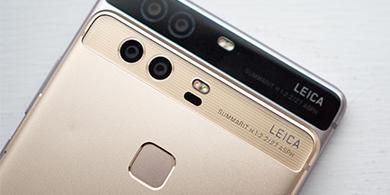 Huawei P9, el smartphone creado junto a Leica, llegó a Perú