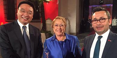 Huawei instalará un centro regional de innovación en Chile