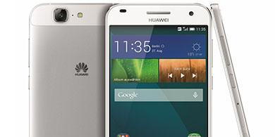 Huawei lanza G7 en M�xico, el smartphone oficial del Am�rica