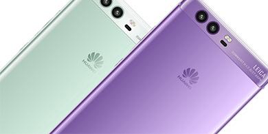 Huawei P10 y P10 Plus quieren revolucionar las fotos en México
