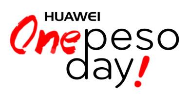 Huawei lanz� el OnePesoDay y espera causar furor en el microcentro