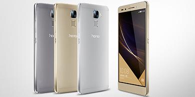 El Huawei Honor 7 ya es oficial, �en qu� se destaca?