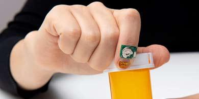 IBM trabaja en un sensor de uñas para monitorear la salud con IA