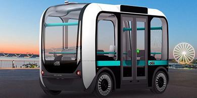 C�mo es Olli, el primer auto aut�nomo s�per inteligente de IBM