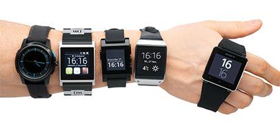 �Por qu� los relojes inteligentes cayeron m�s de un 50%?