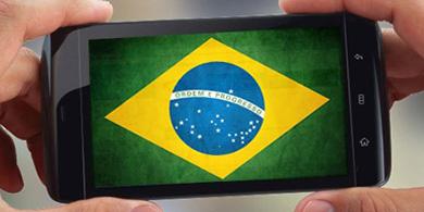 Brasil vendió 104 smartphones por minuto en 2014