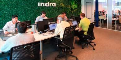 ¿Cómo son las nuevas oficinas de Indra en el Distrito Tecnológico de Parque Patricios?