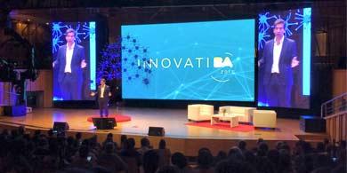 Andy Freire lanzó InnovatiBA y propuso hacerle aikido al futuro